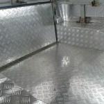 конечная робота по обшивке алюминием